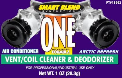 13002 - ARCTIC REFRESH Vent/Coil Cleaner & Deodorizer